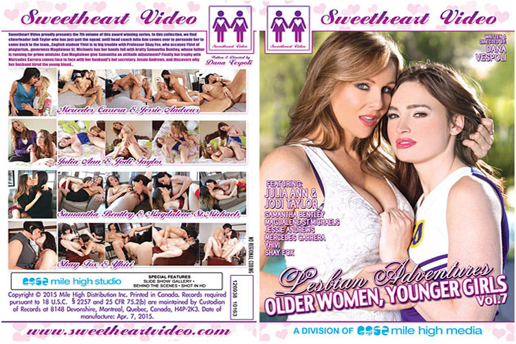 lesbian adventures older women younger girls № 19451